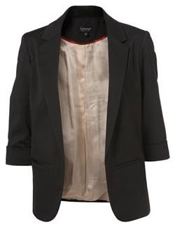 Seen here:Topshop blazer