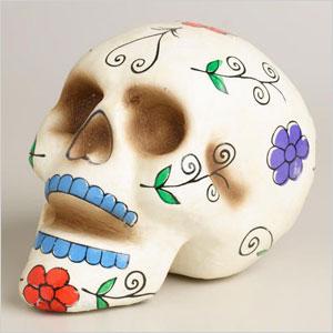 Los Muertos painted skill