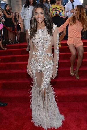 Ciara at the MTV VMAs