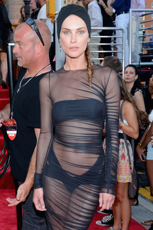 Erin Wasson at the VMAs