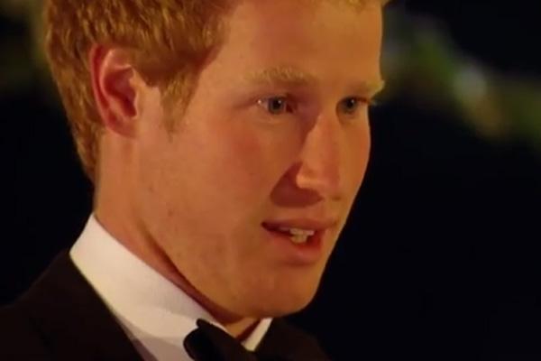 Matthew Hicks as Prince Harry