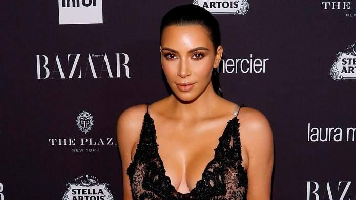 Kim Kardashian West Is Already Thinking