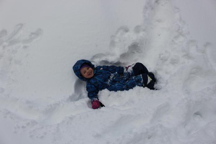 5 Ways to get through snow