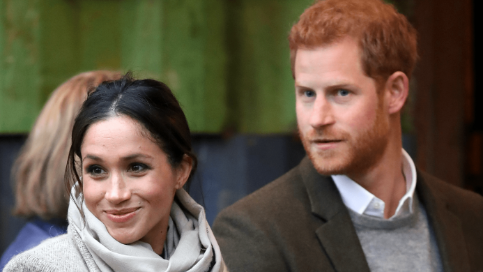 These Meghan Markle & Prince Harry