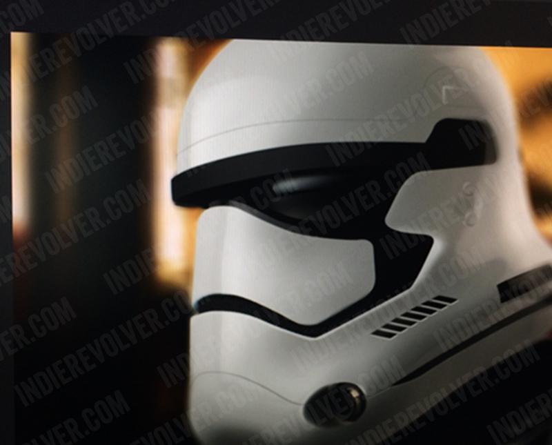 New Stormtrooper Design