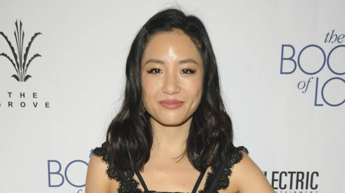 Constance Wu is going in on