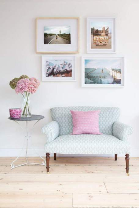 Genius Ways To Freshen Up Your Walls | Gallery Wall