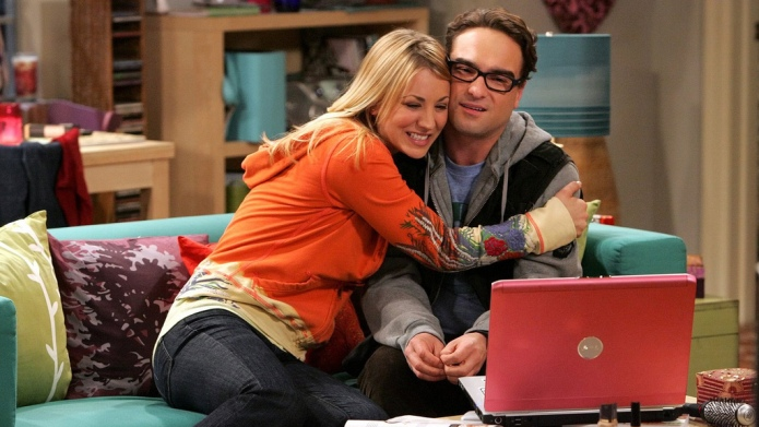 The Big Bang Theory's Penny and