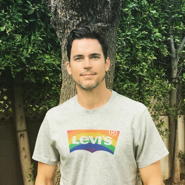 Celebrities celebrating Pride Month: Matt Bomer