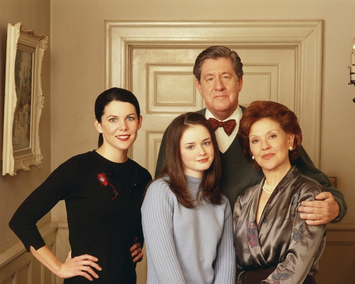 I binge-watched Gilmore Girls and was