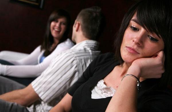 Dealing with your boyfriend's female friends