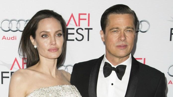 Brad Pitt and Angelina Jolie are