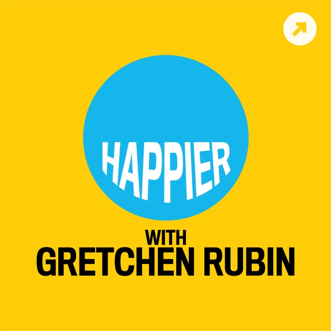 Best Podcasts for Holiday Road Trips: 'Happier with Gretchen Rubin'