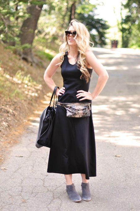 ankle-booties-midi-dress