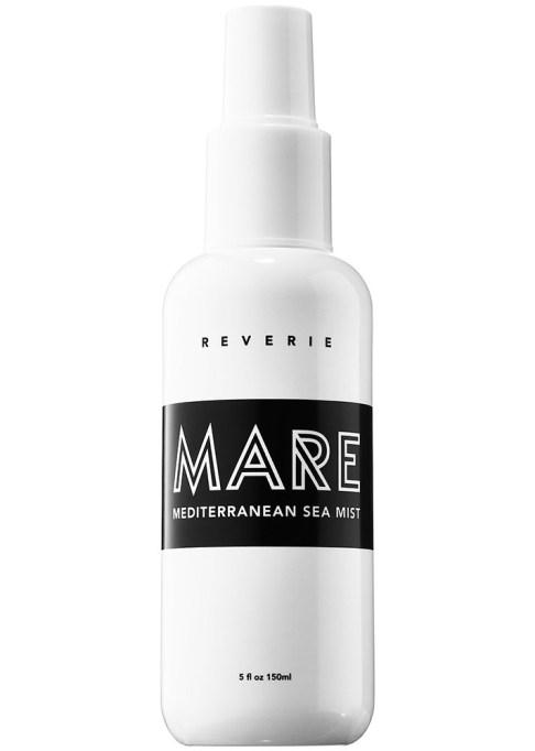 Best Sea Salt Sprays 2017: Reverie Mare Mediterranean Sea Mist | Summer Hair