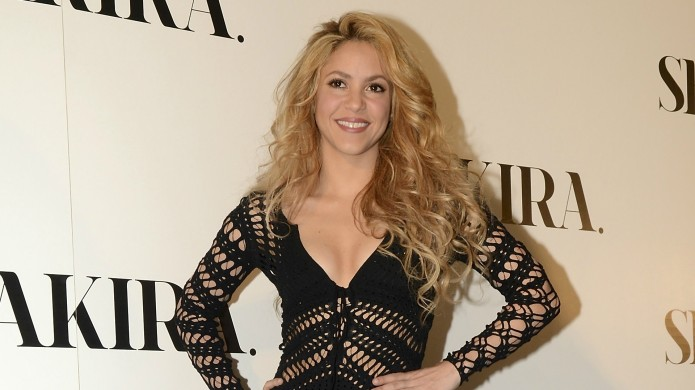 Shakira Wrote a Hefty Check to