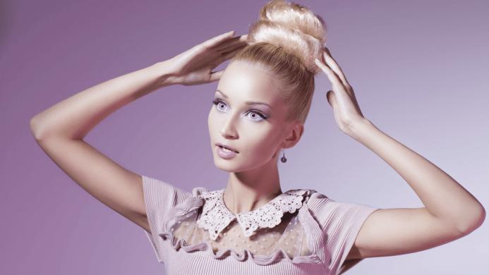 Halloween Barbie Makeup That'll Turn You
