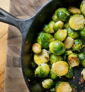 Scrumptious Brussels sprouts recipes