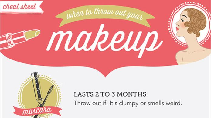 How expired makeup is destroying your