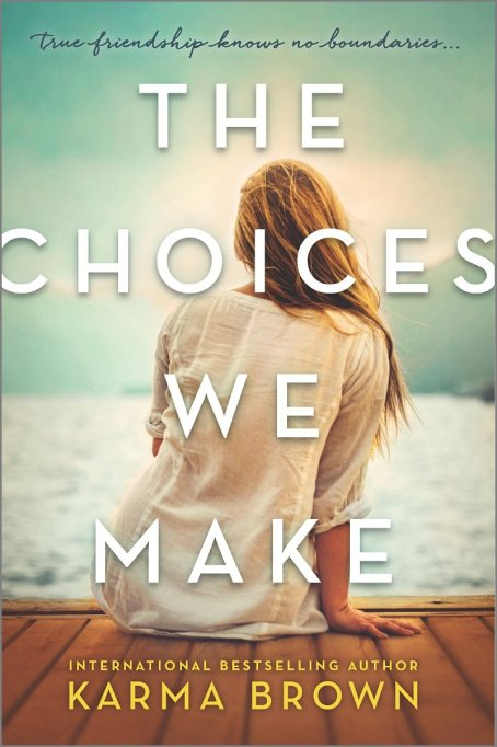 The Choices We Make book cover