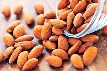 Raw Food Almond Blueberry Energy Bars