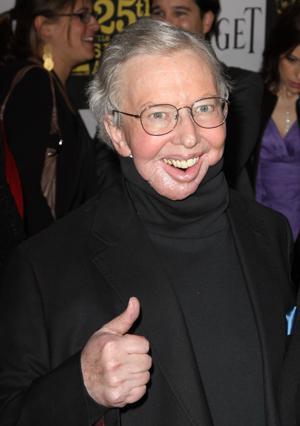Celebs react to Roger Ebert's death