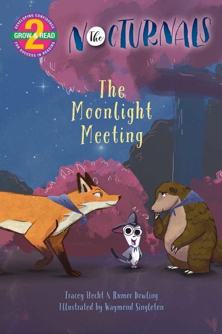 13 Children's Books for National Read A Book Day: The Moonlight Meeting