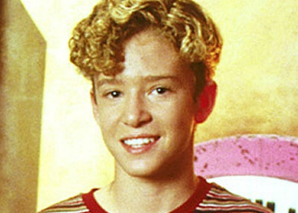 Justin Timberlake on The All-New Mickey Mouse Club