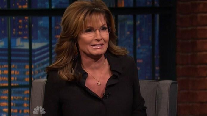 Sarah Palin's new TV gig gives