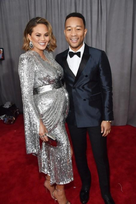 Grammys 2018 Best Dressed: Chrissy Teigen & John Legend