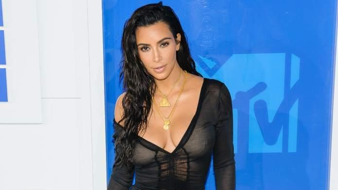 Watch Kim Kardashian West's sexy Love