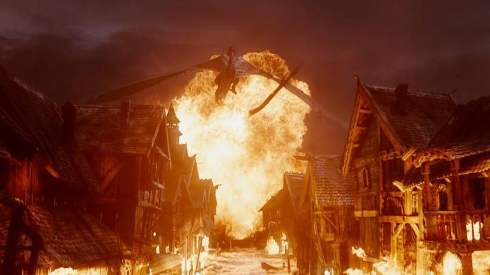 The new Hobbit trailer literally brought