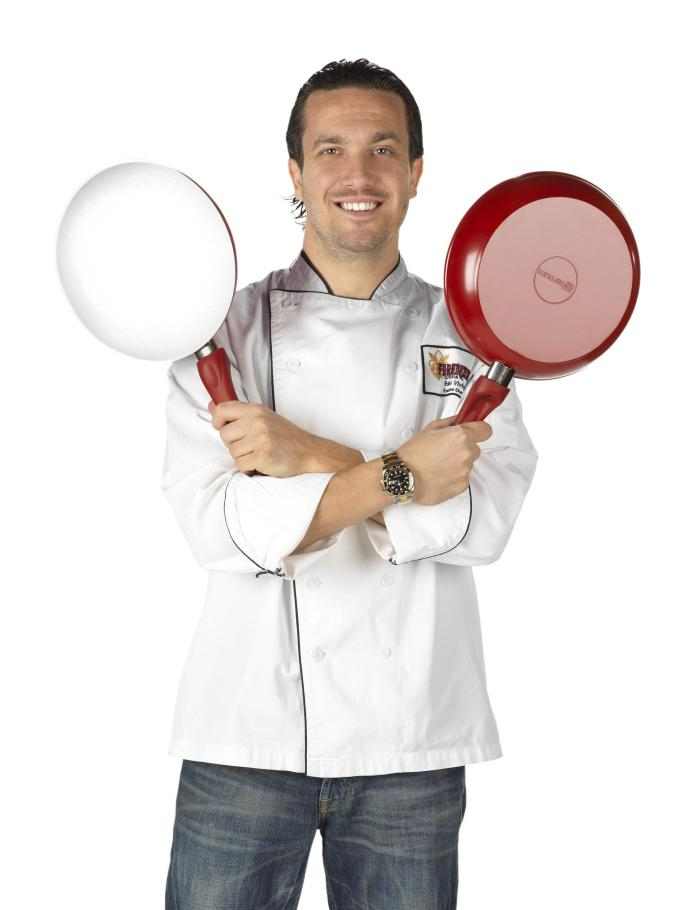Chef Fabio Viviani: Eco-friendly cookware and