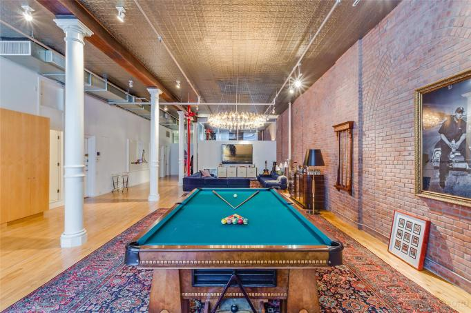 Adam Levine and Behati Prinsloo selling NYC loft