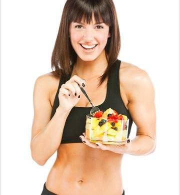 Gold-medal diet tips for women