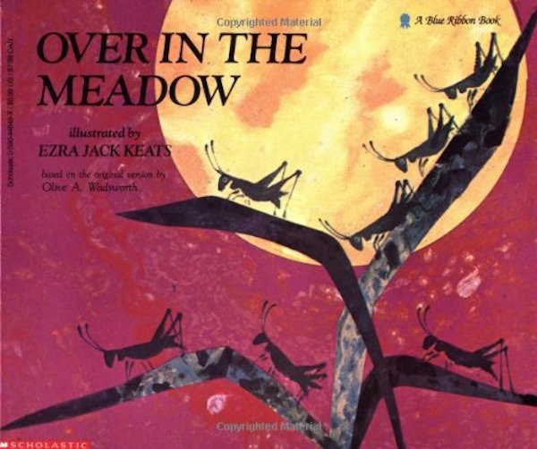 'Over in the Meadow' by Olive A. Wadsworth