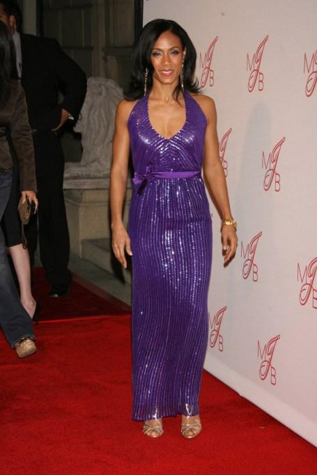 Ultra Violet On The Red Carpet | Jada Pinkett Smith