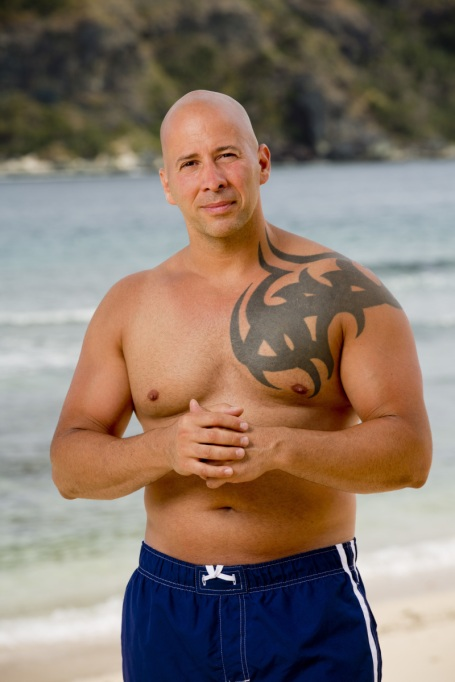Tony Vlachos Survivor
