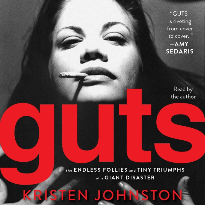 Powerful books about the female experience: 'Guts'