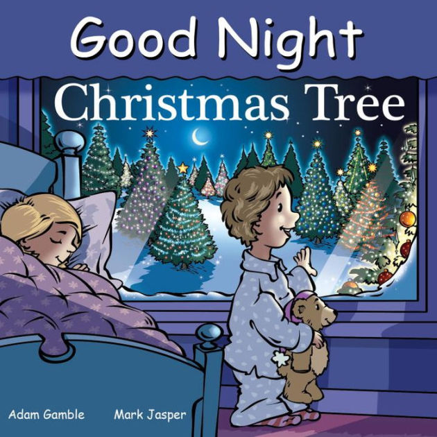 Winter Holiday Book for This Season | 'Good Night Christmas Tree' (Good Night Our World)
