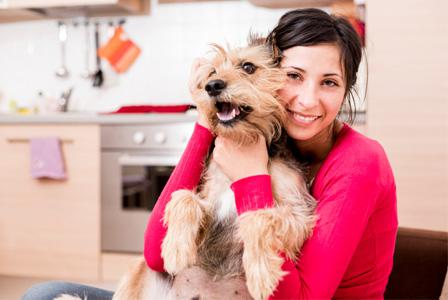 The best dogs for women who