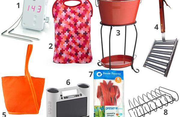 Barbecue and picnic gear you need