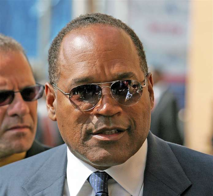 O.J. Simpson Has Been Granted Parole