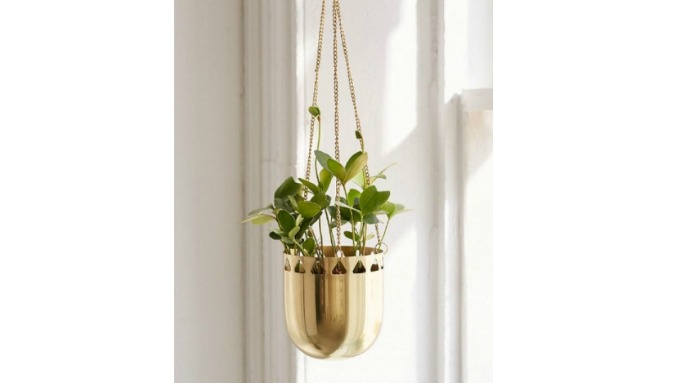Beatrice Cutout Hanging Planter