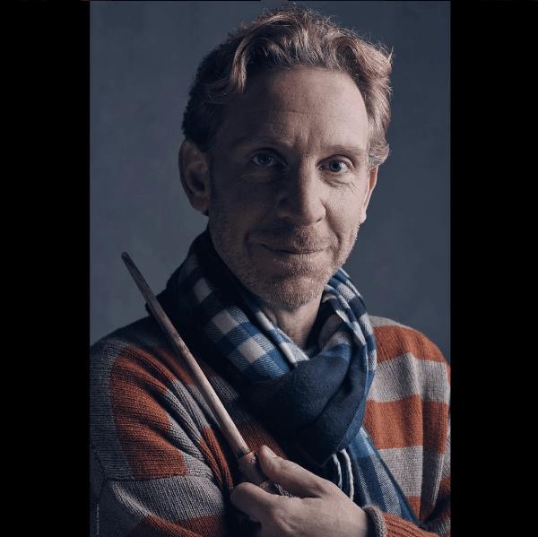 Paul Thornley as Ron Weasley