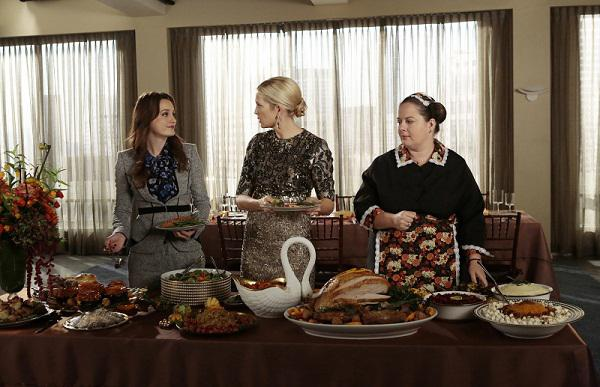 Thanksgiving with Gossip Girl