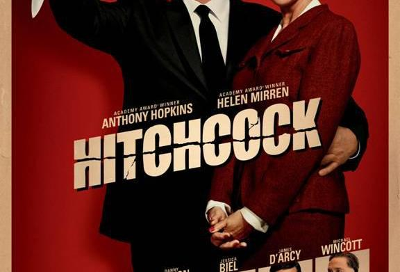 Final Hitchcock movie poster debut