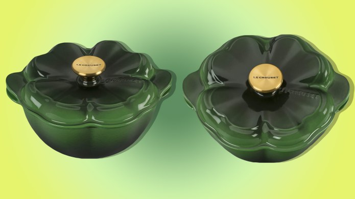 Le Creuset's New Clover-Shaped Dutch Oven