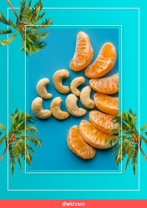 Clementines and cashews
