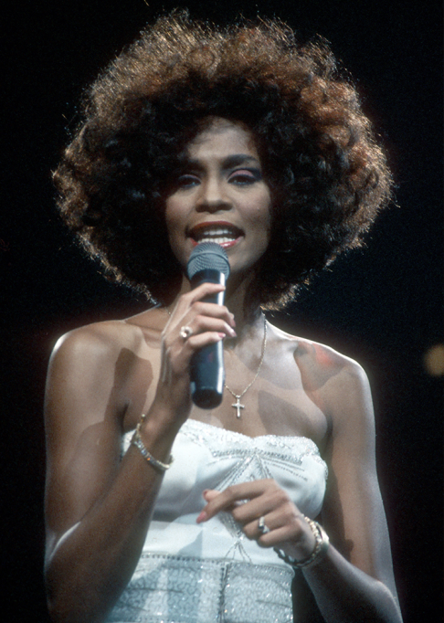 Most Iconic Hairstyles of All Time | Whitney Houston